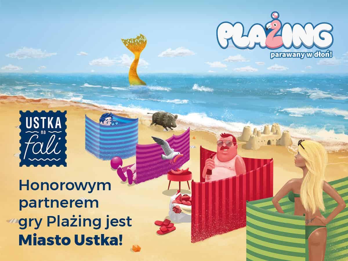 Plażing – parawany w dłoń!