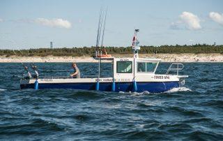 Atrakcje dla aktywnych - Ustka - Rejsy po morzu
