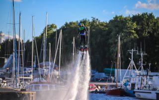 Sporty wodne w Ustce