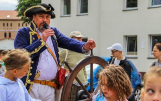 Wycieczka z Kapitanem Haase