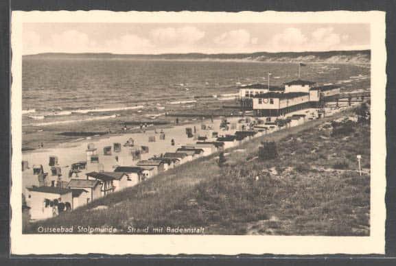 Historia miasta Ustka