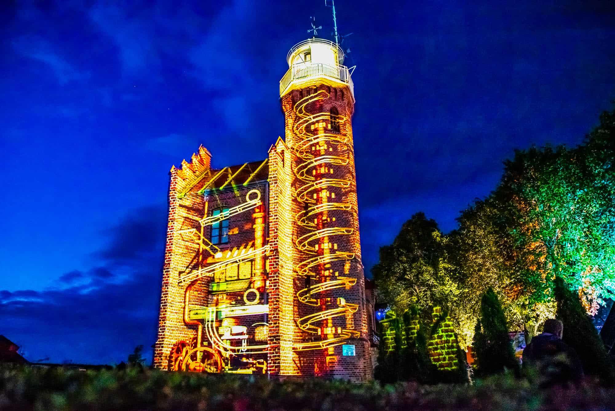 Grand Lubicz Festiwal Światła