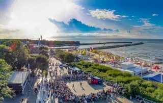 Mistral Festiwal w Ustce 2019