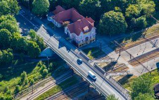 Dworzec PKP - Zobacz zabytki w Ustce!
