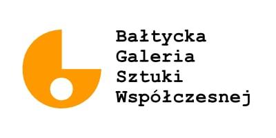 Bałtycka Galeria Sztuki Współczesnej Logo