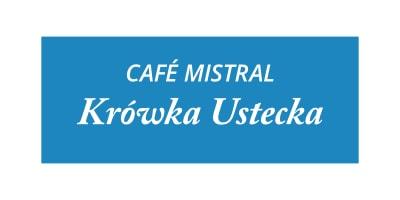 Cafe Mistral Krówka Ustecka Logo