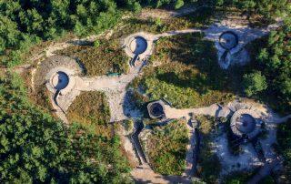 Bunkry Bluchera Opowieści na fali - Usteckie fortyfikacje