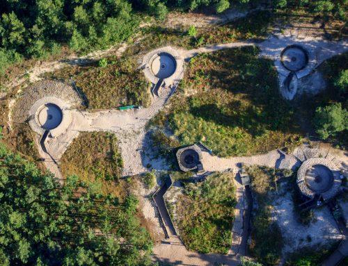 Opowieści na fali- usteckie fortyfikacje
