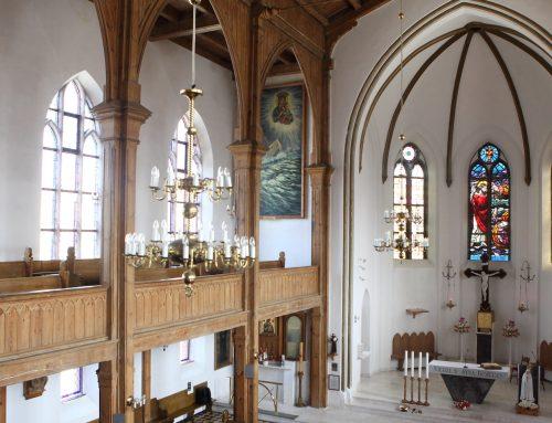 O kościele pw.Najświętszego Zbawiciela w Ustce (podcast)