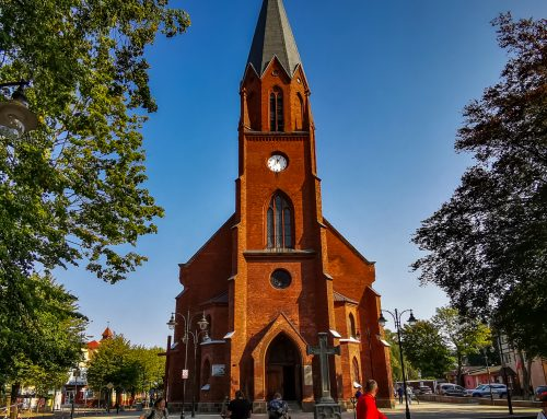 Opowieści na fali- o historii i zabytkach ruchomych kościoła pw. Najświętszego Zbawiciela