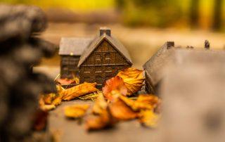 Jesień w Ustce