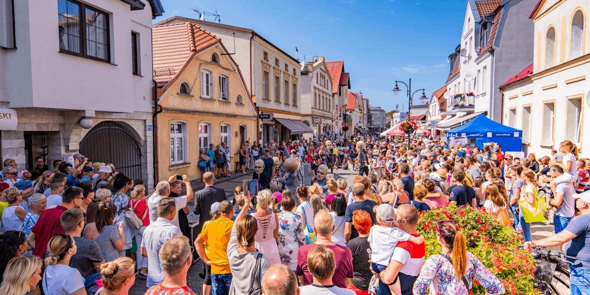 Festiwal teatralny w Ustce