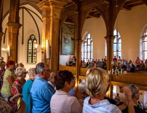 Kolejny koncert w Zbawicielu – organy i sopran