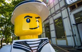 wystawa Lego w Ustce