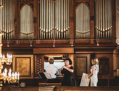 Kolejny koncert na organach Voelknera