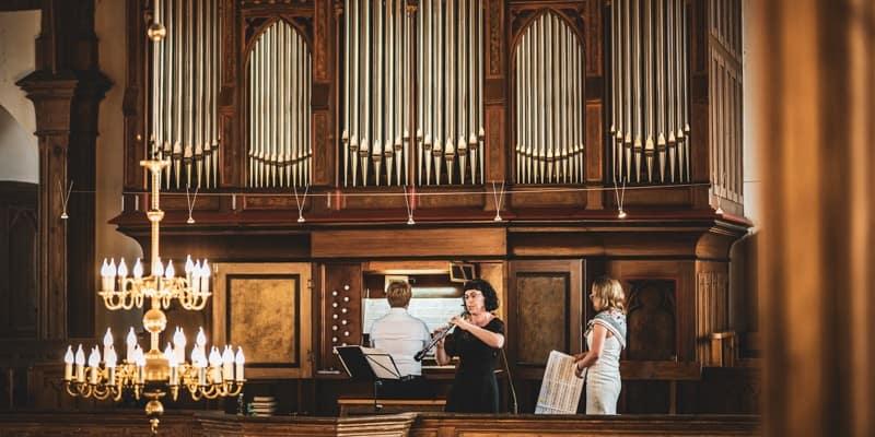 Koncert organowy w Ustce
