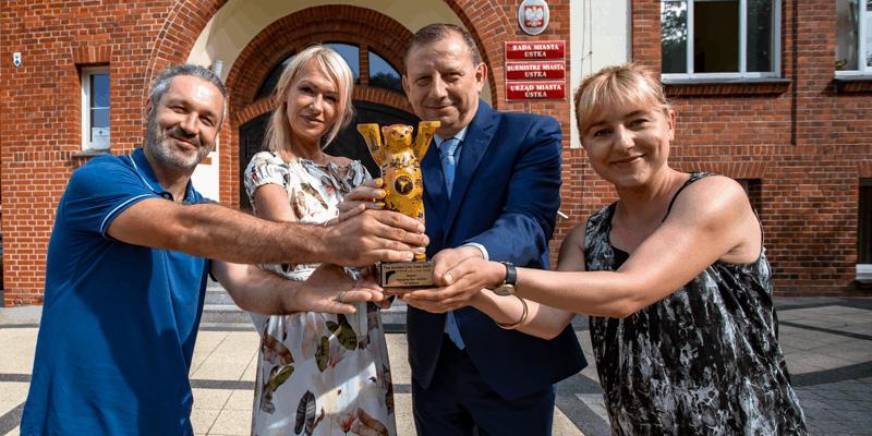 Nagroda dla miasta Ustka