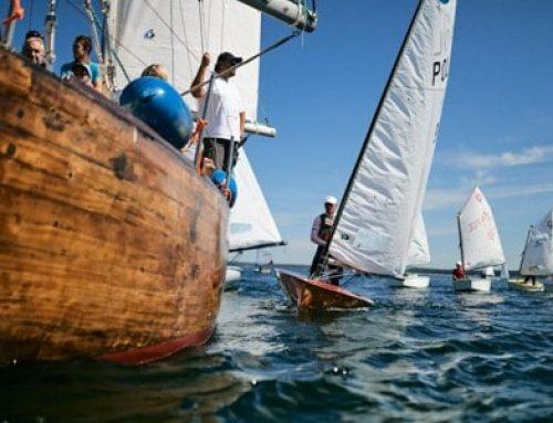 Usteckie regaty na fali. Startuje Ustka Charlotta Sailing Days.